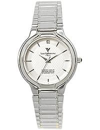 izax Valentino & de cristal de zafiro de diamantes relojes para hombre reloj ivg-650