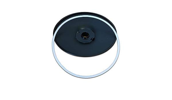 W Z 2pcs Floor Protector Rubber Rings For Barstool Base Floor Protection Rubber Gasket For Bar Stool 38 5cm