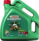 Castrol 151B71 Magnatec Diesel 5W40 DPF Aceite, 4 litros