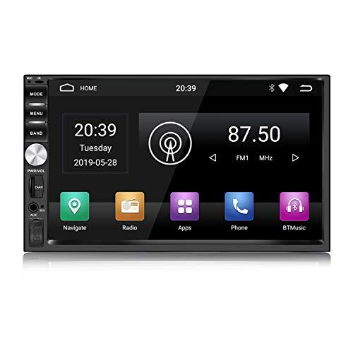 KKXXX S1 Plus Android Estéreo Auto 2 GB RAM 32 GB