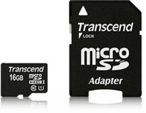 end memory card Micro SDHC 16GB Class 10 UHS-I ()