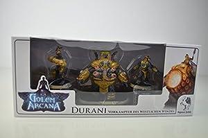 Pegasus Spiele 58006G Golem Arcana Durani Vorkämpfer Des Westlichen Windes Juego