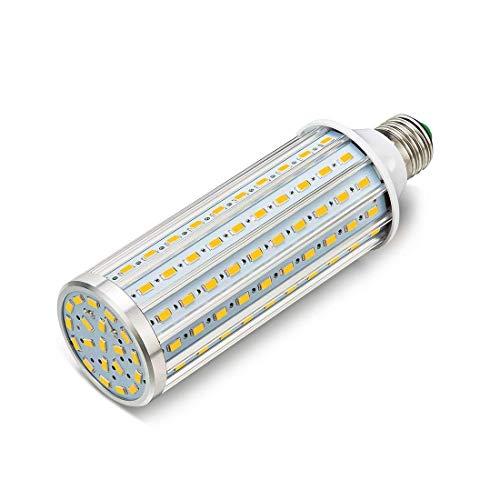 Onlt lampadine led e27,e27 60w 5850lm(equivalenti a 550w),risparmio energetico lampadina(60w-luce calda)