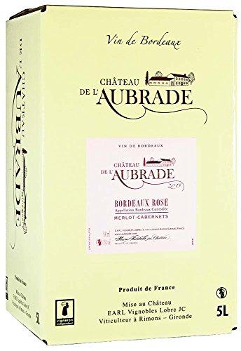 Chteau-de-lAubrade-2016-AOC-Bordeaux-Ros-Bag-in-Box-1-x-50l