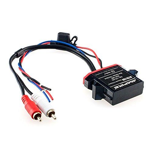 AMPIRE BTR100 universal Bluetooth-Adapter zum Musikstreaming mit Auto-Remote (wasserdicht) perfekt für Kfz / Auto / Home Hi-Fi / Boot / Marine (Galaxy Auto Remote)
