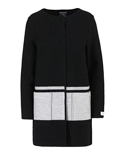 Woolrich Felted Wool Coat