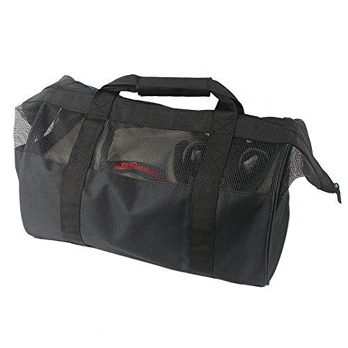 Para pesca con mosca de neopreno bolsa pesca deportes pecho Wader Botas de vadeo bolsa de almacenamiento accesorios de pesca Gear Bag