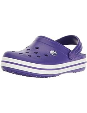 Crocs Crocband Clog K UV/Whi, Zuecos Unisex Niños