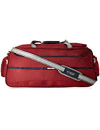 VIP Norway Polyester 49.72 Ltrs Maroon Travel Duffle (DFNOR67MRP)
