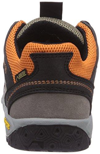 Kamik SCOOTERG, Chaussures de randonnée mixte enfant Marron - Braun (LT.BROWN/LBR)