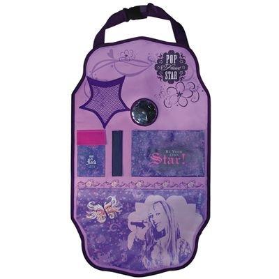 hannah-montana-hm-kfz-620-organizador-de-juguetes-para-respaldo-de-asiento-color-violeta