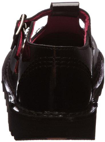 Kisses Klaztec12 Patl If, Chaussures Fille Nero (Schwarz)