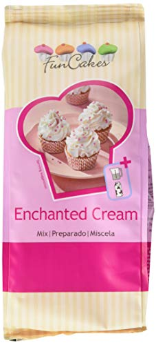 FunCakes Special Edition - Mix for Enchanted Cream 450g - lockere weiße Creme mit Vanillegschmack