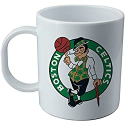 Taza y pegatina de Boston Celtics - NBA