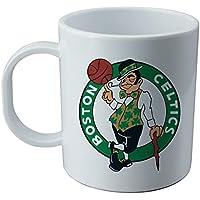 Boston Celtics - NBA Becher und Auffkleber