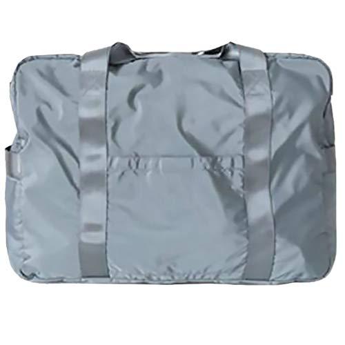 BAOBAOS Reisetasche Damen Casual TäGlich Top Griff Schulter Tote Shopper Handtasche MäNner Multifunktionale Outing Home GroßE KapazitäT