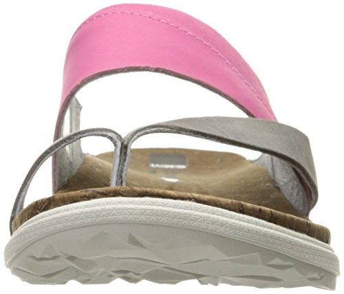 Merrell Damen Around Town Schnürhalbschuhe Pink (ROSE)