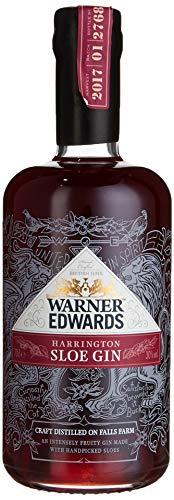 Warner Edwards Sloe Gin, 30{f8f061113491e45014af5caf55b526b11b7ca69cd03d1a64f43403e55bfd7c3b} volume (1 x 0.7 l)