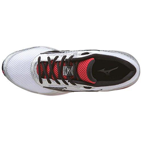 Mizuno Crusader 9 Shoes Running Men White/Red White/Red