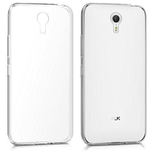 kwmobile ZUK Z1 Hülle - Handyhülle für ZUK Z1 - Handy Case in Transparent