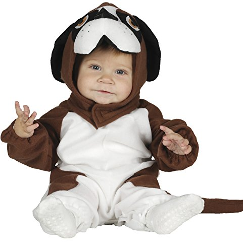 (Guirca–Kostüm 6–12Monate Bernhardiner Baby, Tu (87614.0))