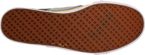 Puma El Ace Canvas Toile Baskets Castor Gray-Lemon Chrome