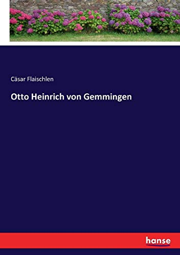 Otto Heinrich von Gemmingen