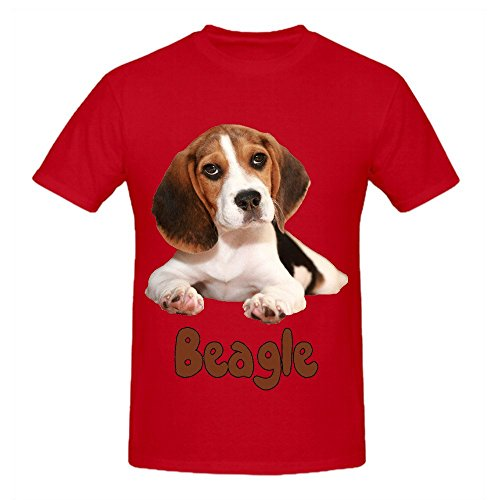 the-beagle-dog-men-o-neck-customized-shirts-red
