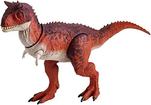 Jurassic World Carnotaurus Figura, Multicolor (Mattel FMW89)