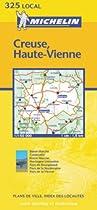 Creuse/Haute-Vienne (Michelin Local Maps)