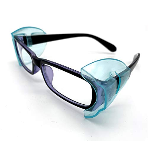 Vimmor - Protectores Laterales Transparentes Gafas