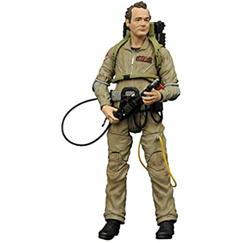 Diamond Select Toys Ghostbusters: Peter Venkman Select Action Figure by Diamond Select