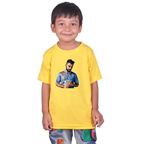 Kids Virat Kohli Dri-fit T-Shirt