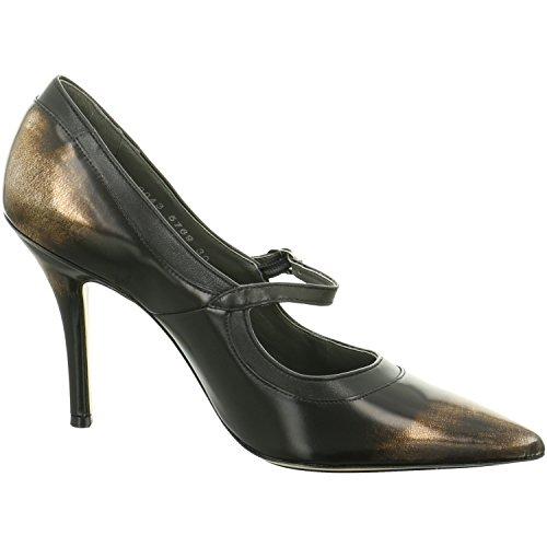 Högl 0-109043-7001, Scarpe col tacco donna Argento (Metallo)