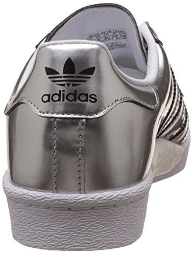 Adidas Superstar Boost W Argent Métallique Blanc Argenté