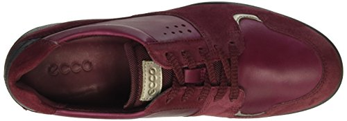 Ecco Iii Damen 50014morillo moon Rot Rock Mobile Sneakers BxBdqwE1r