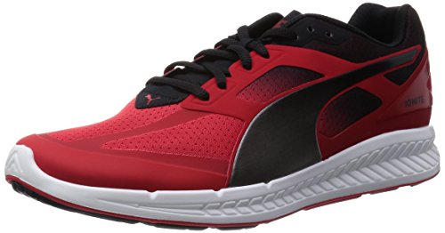 Puma Ignite Men Running Shoes Fitness Jogging 188041 03 red , pointure:eur 44.5