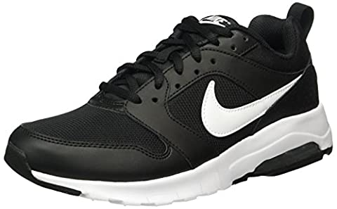 Nike Damen Wmns Air Max Motion Turnschuhe, Weiß (Schwarz / Weiß), 36 EU