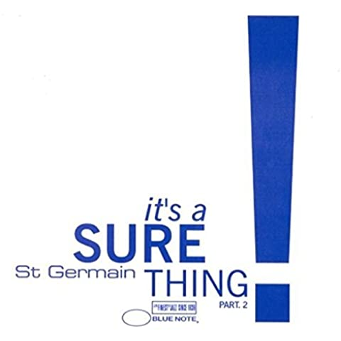 Sure Thing Remixes by St Germain