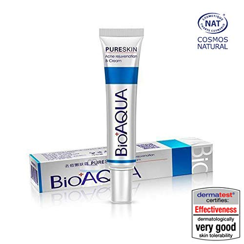 Buy Bioaqua Pure Skin -Removal of Acne, Acne Scars, Shrink pores online in India at discounted price