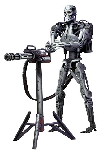 ROBOCOP Vs TERMINATOR 51902Bluetooth Series 1Endoskelett Heavy Gunner Figur