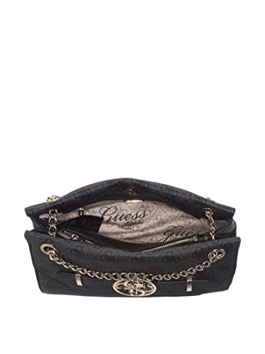 Guess  Audrey 2 In 1 Tote, Sac à main pour femme anthracite