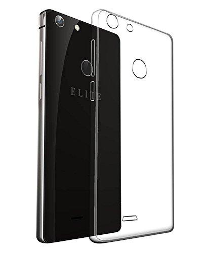 Ecellstreet Lightweight, Shock Absorbing Transparent Soft Back Case Cover For...