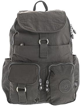 Big Handbag Shop , Damen Rucksackhandtasche