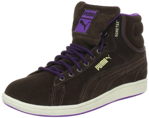 Puma First RoundSpr GTX® WTR W 352390, Damen Sportive Sneakers, Braun, EU 37 (UK 4) (US 6.5)