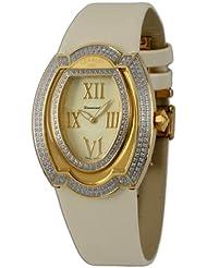 Cerruti 1881 Damenarmbanduhr Diamond Swiss Made Collection C CT101412D01