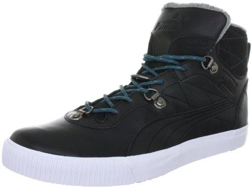 Puma Tipton 353711 Herren Fashion Sneakers Schwarz (black-atlantic deep 02)