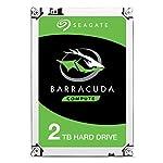 Seagate Barracuda - Disco Duro Interno d...