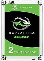 "Seagate ST2000DM008 BarraCuda 2 TB, Dahili Hard Disk 3,5"" 7200 Rpm 256 MB, Cache SATA 6 Gb/s"