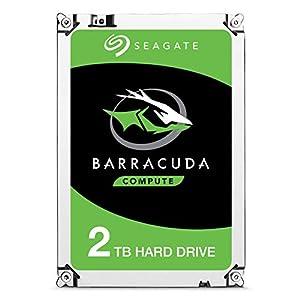 "interno: Seagate Barracuda - Disco Duro Interno de 2 TB (2,5"", 128 MB de caché, SATA 6 GB..."